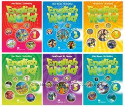 Комплект учебников English World