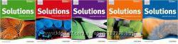 Учебники Solutions 2nd SBWB