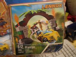 LEGO Chima 70104. LENNOX конструктор