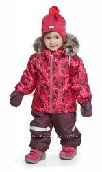 Зимний комплект для малышей комбинезон Lassie by Reima 713695A.