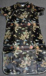 Ципао платье в китайском стиле