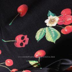 Черешневая коллекция , платье Philipp Plein, оригинал , Швейцария