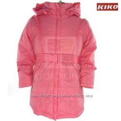 Куртка-пальто деми  Kiko р. 110 большемерит