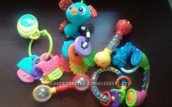 Ірашки для малюків і інші іграшки