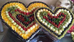 фруктовый букет композиция