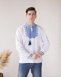 Вышиванка мужская. Вышитая рубашка
