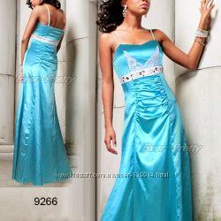 Платье небесного цвета по смешной цене Ever Pretty