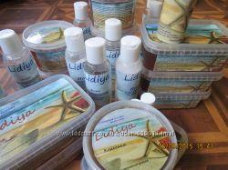 Сахарная паста для шугаринга Lidiya - Ваниль-корица