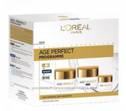 L&acuteOreal Age Perfect Programme