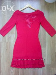 Платье трикотажное adidas оригинал. Размер S 42
