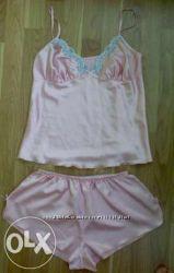Пижама шелковая Kleo. Размер S-M.
