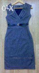 Классическое платье. Размер S, 36, 42.