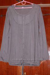 Блуза sOliver хлопок отличное сост L-XL