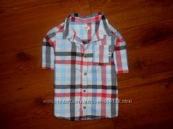 Рубашка на мальчика Mini 2-3 года, 98см рост