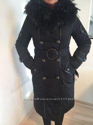 Пальто зимнее размер С- Л