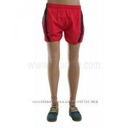 Шорты мужские Adidas красные серые
