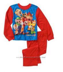 Пижама микрофлис на мальчика