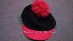 Кепка шапка с помпоном Италия