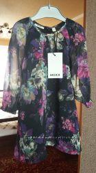 Нежное платье туника Мехх