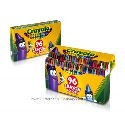 Crayola карандаши 96 шт