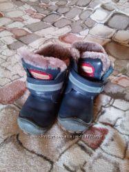Зимние ботиночки 13см