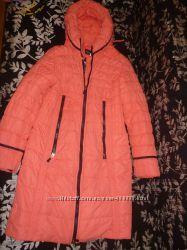 Пальто на синтепоне 52 размер
