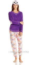 Флисовая пижама  с маской для сна от Layla, размер М