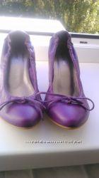 Продам новые туфли, кожа, р. 36