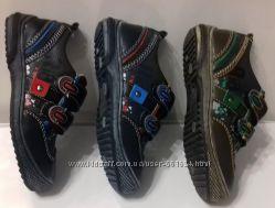 Туфли для мальчика Badoxx, размеры 26-31. Три цвета