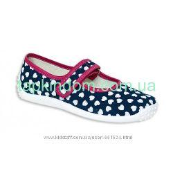 Текстильная обувь для школы и садика Zetpol и   Ренбут  .