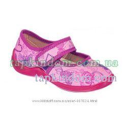 Текстильная обувь Капика - Флоаре для девочек