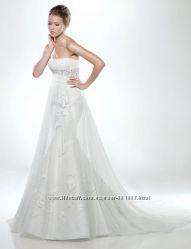 Дизайнерское свадебное платье Enzoani