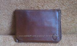 Кожаный кошелёк Maserati Италия