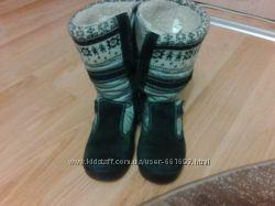 Флоаре зимові сапожки на дівчинку 31 розмір