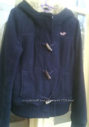 Зимняя короткая куртка hollister, M