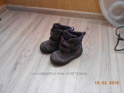 Ботиночки ECCO  на девочку 22 размер