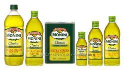 Оливковое масло MONINI Classico и Delicato 1 литр Италия