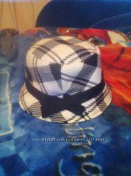 Женская шляпка теплая