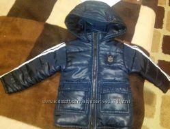 зимние утепленные курточки
