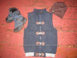 Фірмова жилетка Matalan, тепла