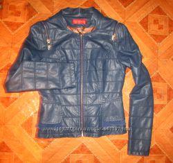 Чудова курточка із еко-шкіри Турція