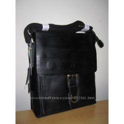 Мужские сумки-планшет из натуральной кожи