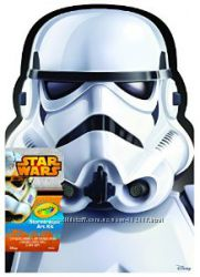 Набор Star Wars от Сrayola