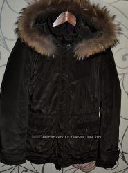 Куртка, пуховик женская Ostin размер Л, или 48-50