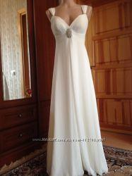 Платье в греческом стиле для невесты подарок