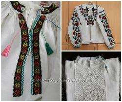 Курс Стародавняя украинская вышивка с отшивом сорочек