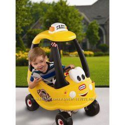 Детская машина-каталка Taxi Little Tikes 172175