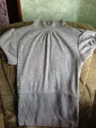 Блузка SABRA с люрексом