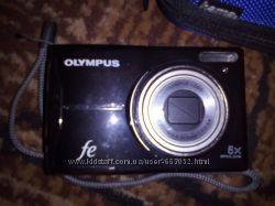 Цифровая фотокамера Olympus Lens FE-46 12megapixel