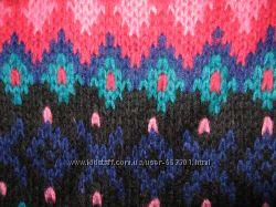 Красочный шарфик от Peacocks